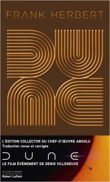 Dune de Frank Herbert - edition collector