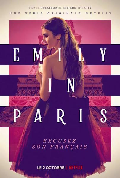 Emily in Paris - affiche