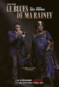 Le Blues de ma Rainey - affiche