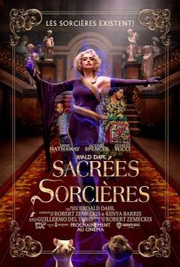Sacrees sorcieres - The Witches - affiche
