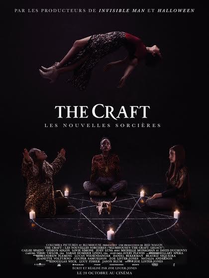The Craft les nouvelles sorcieres - affiche