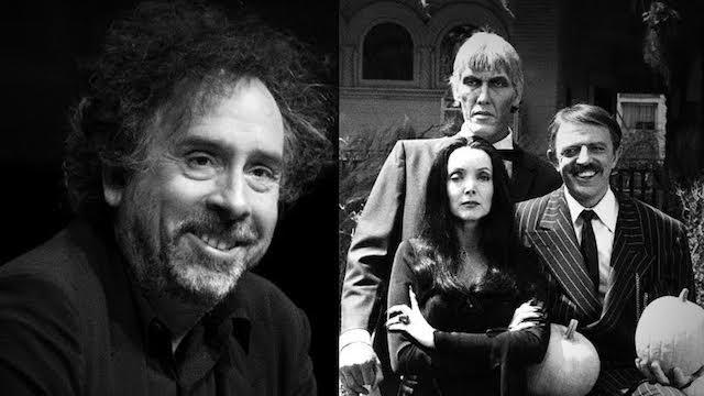 Tim Burton - La Famille Addams