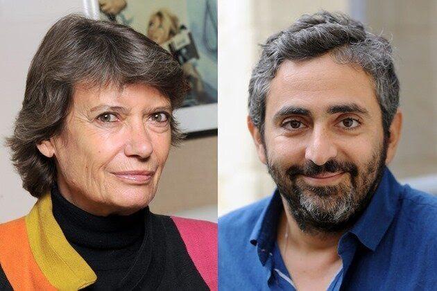 Veronique Cayla et Eric Toledano - Academie des Cesar