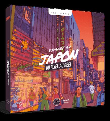Voyagez au Japon - Du pixel au reel