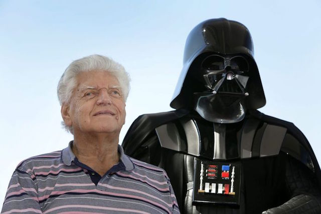 David Prowse - Dark Vador - Star Wars