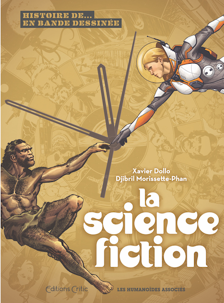 Histoire de la science-fiction en bande dessinee - Humanoides Associes