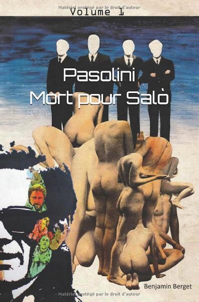Pasolini - Mort pour Salo - livre