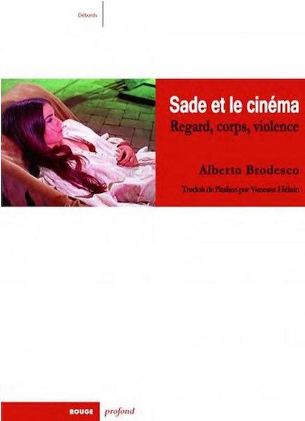 Sade et le cinema - livre