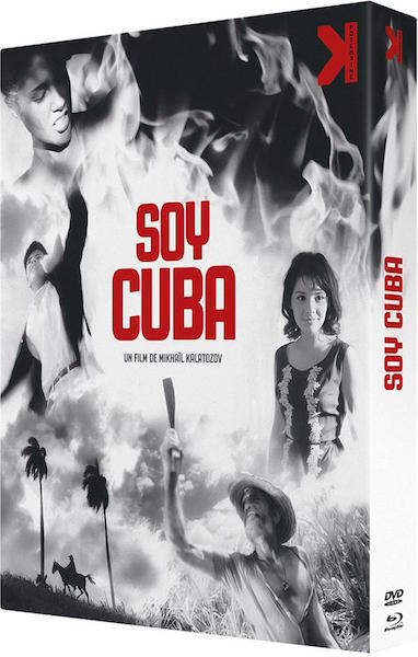 Soy Cuba - combo DVD Blu-ray