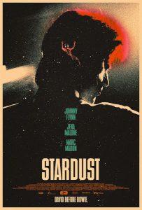 Stardust de Gabriel Range - poster