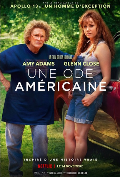 Une ode americaine - affiche