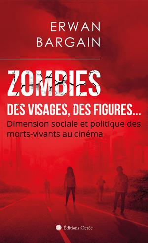 Zombies - Des visages des figures - livre