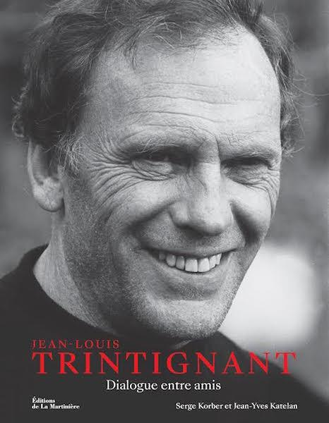 Jean-Louis Trintignant - livre