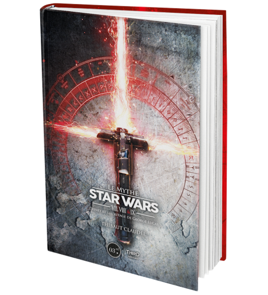 Le mythe de Star Wars - livre