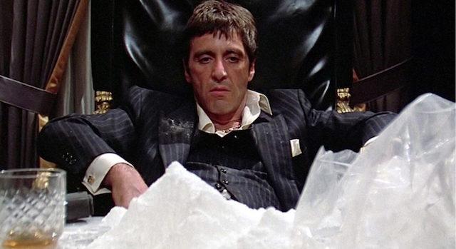 Scarface avec Al Pacino