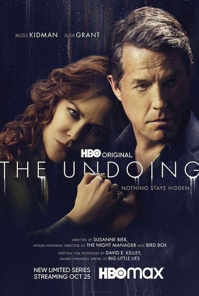 The Undoing - affiche HBO
