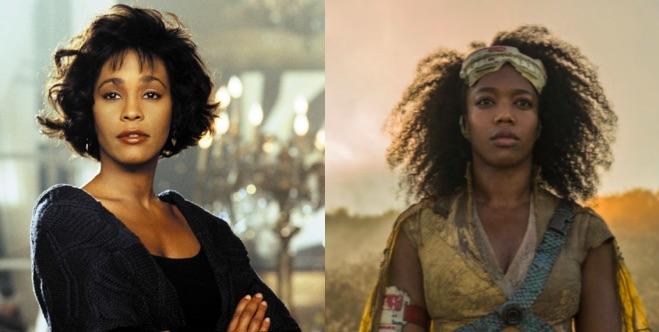 Whitney Houston - Naomi Ackie