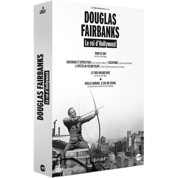 Coffret Douglas Fairbanks - Le roi dHollywood