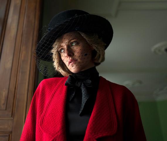 Image de Kristen Stewart en Lady Diana - Spencer de Pablo Larrain