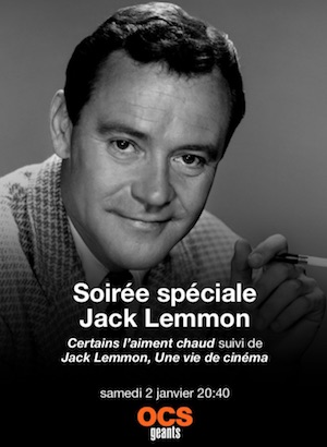 Jack Lemmon une vie de cinema - poster