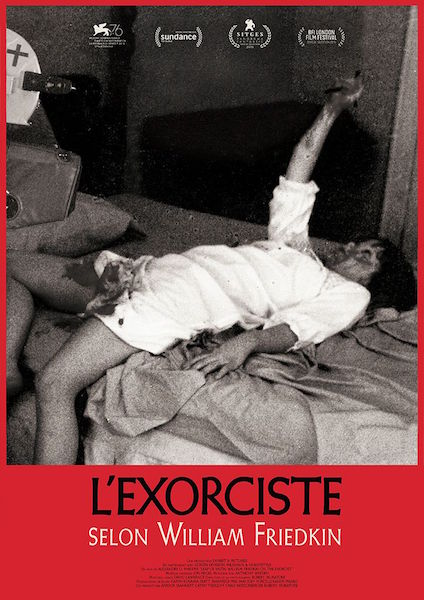 LExorciste selon William Friedkin - affiche