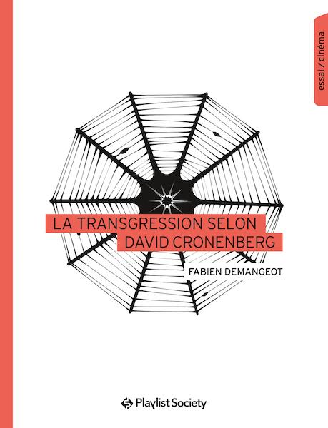 La transgression selon David Cronenberg - livre
