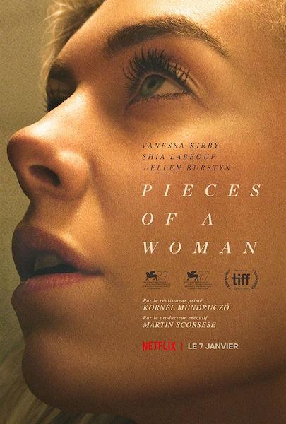 Pieces of a Woman - affiche