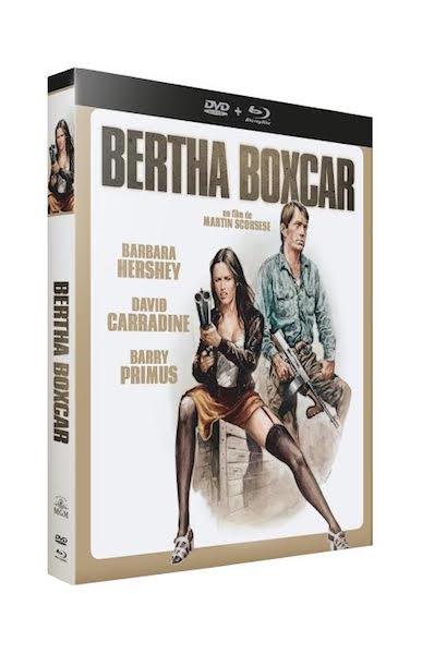 Bertha Boxcar - combo Rimini