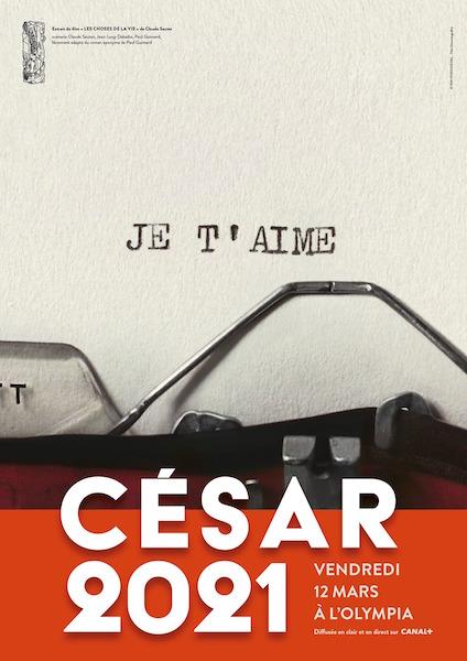 Cesar 2021 - affiche