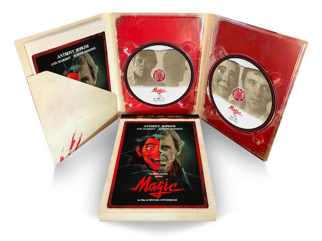 Magic de Richard Attenborough - Combo Blu-ray - DVD - Livret