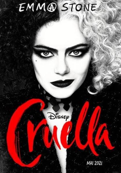 Cruella - affiche