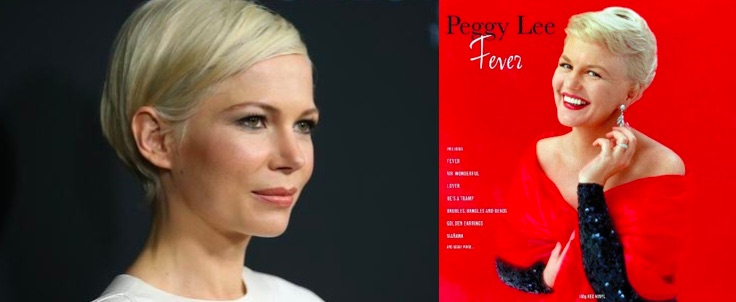 Michelle Williams - Peggy Lee
