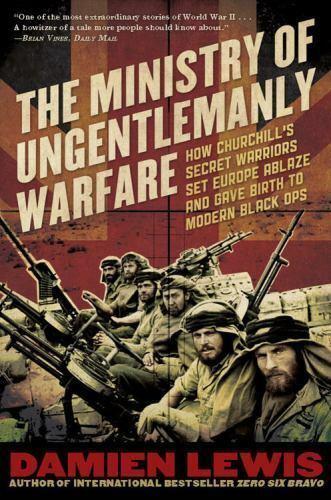 Ministry of Ungentlemanly Warfare - livre