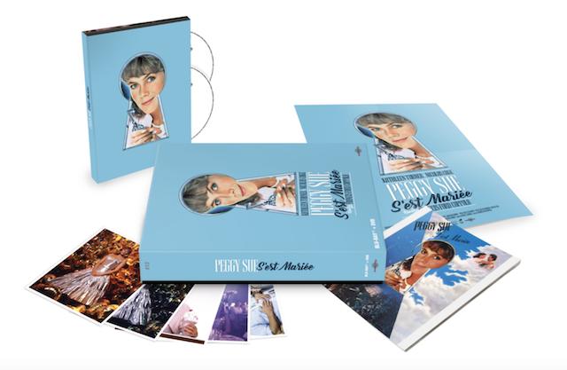 Peggy sue sest mariee - Combo BR et DVD edition prestige limitee