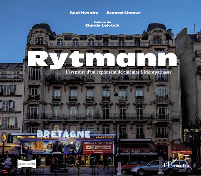 Rytmann - livre