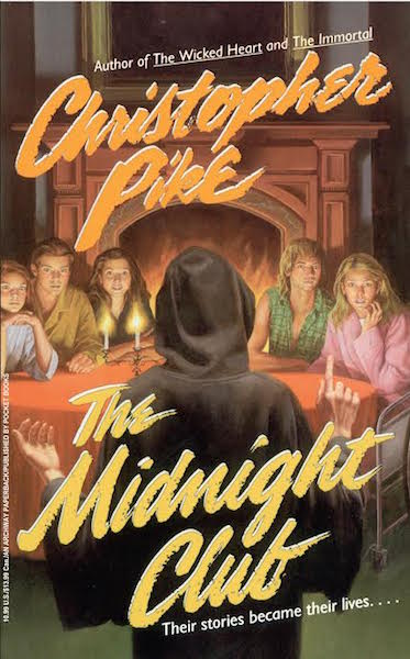 The Midnight Club de Christopher Pike - livre