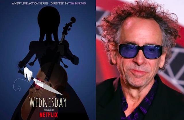 Wednesday - Mercredi - Tim Burton