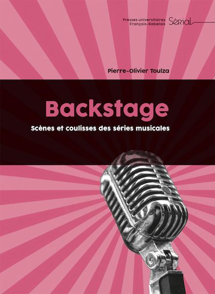 Backstage - livre