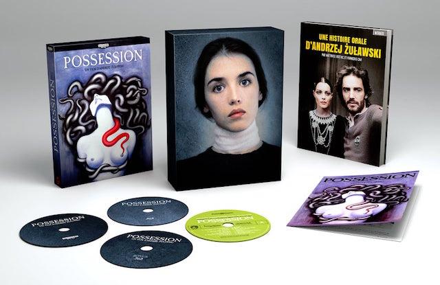 Blu-ray restaure de Possession de Andrzej Zulawski - Le Chat qui fume