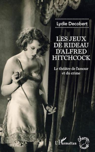 Jeux de rideau Alfred Hitchcock - livre