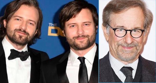 Matt et Ross Duffer - Steven Spielberg