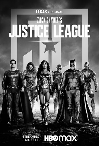 Zack Snyders Justice League - poster