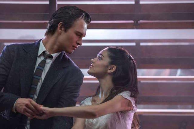 Ansel Elgort et Rachel Zegler - West Side Story
