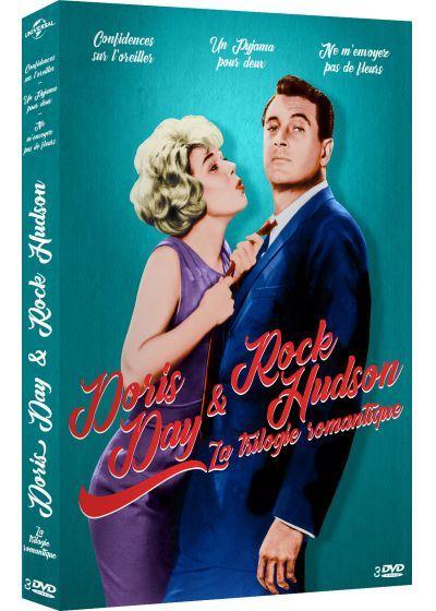 Coffret Rock Hudson et Doris Day - La trilogie romantique