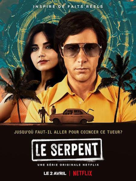 Le Serpent - affiche