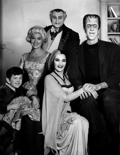 Les Monstres - The Munsters