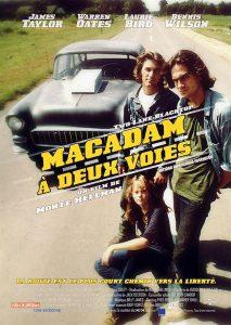 Macadam a deux voies - poster