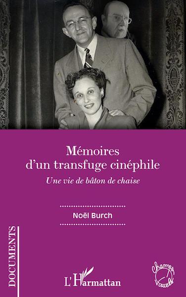 Memoires dun transfuge cinephile - livre