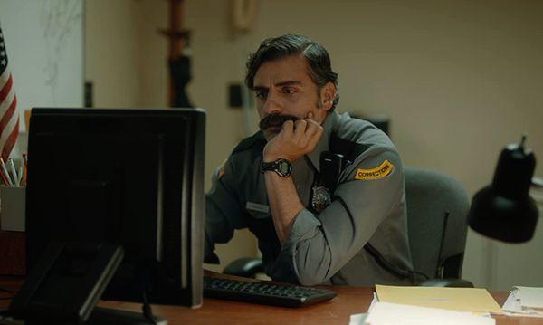 Oscar Isaac - The Letter room
