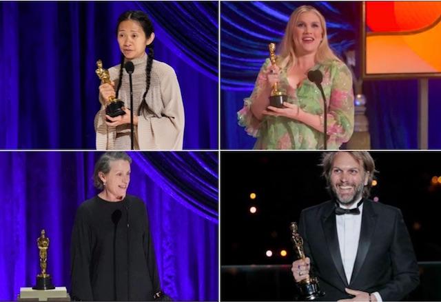 Palmares Oscars 2021